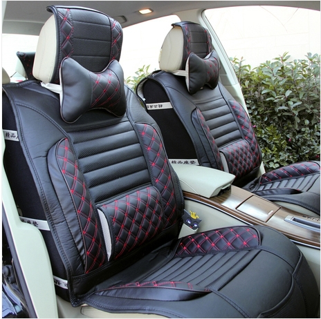 free shipping for 2012 2013 volkswagen tiguan 5seats car seat covers durable eco leather seat. Black Bedroom Furniture Sets. Home Design Ideas
