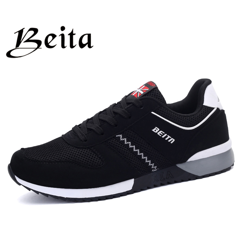 2016 comfortable running shoes,fashion men athletic shoes quality light men shoes,brand sport shoes sneakers running(China (Mainland))