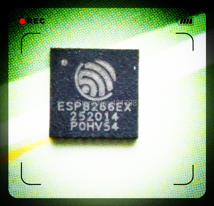 ESP8266 new version chip erial WIFI wireless module transceiver - Small Mall store