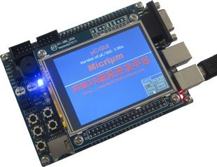 With 2.8 -inch touch TFT STM32 development board STM32F103VET6 ARM development board learning board(China (Mainland))