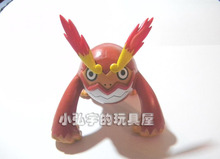Limited! 8 cm high Darmanitan Pokemon Pikachu figure anime action figure toys for gift