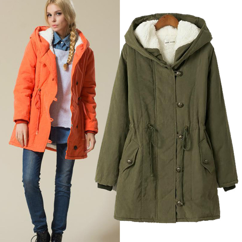 Fashion Women Suit Jacket 2015 Winter jacket women cotton coat Quilted jackets for women the north jacket 4 Colors XL-4XL(China (Mainland))