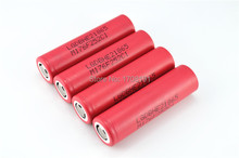 4 шт. новая батарея для LG не2 18650 2500 мАч 35а drian Li — ion 3.7 В аккумулятор для LGDBHE2 аккумуляторная батарея e-новые сигареты