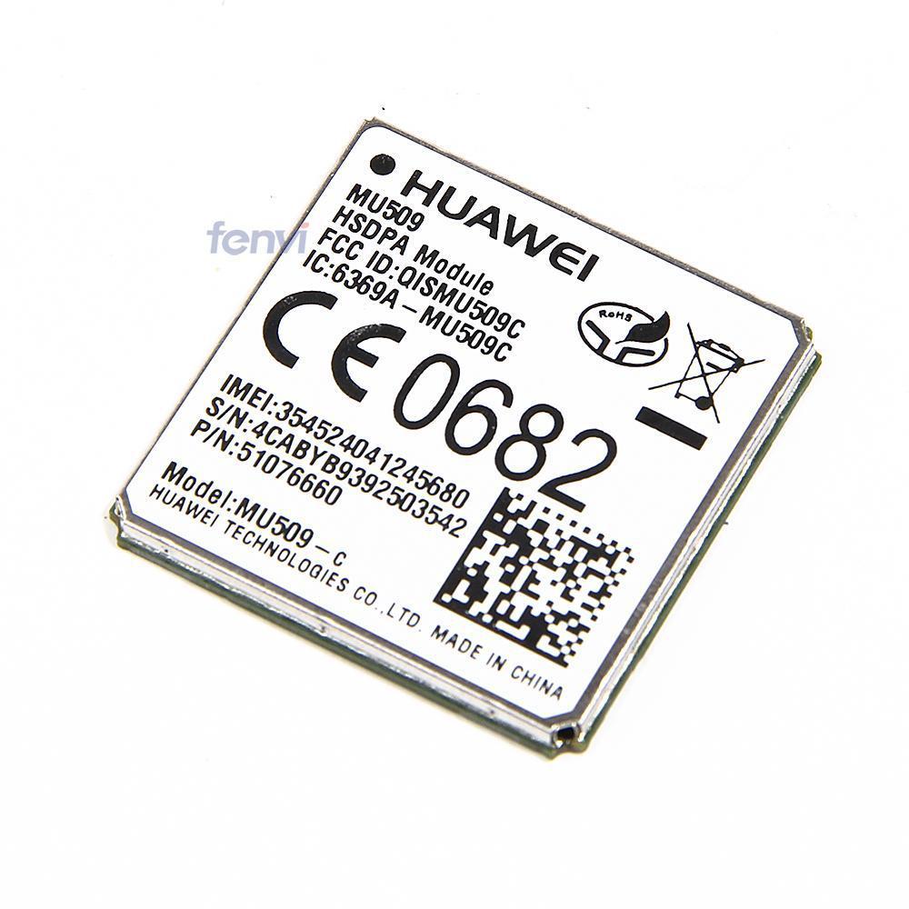 Huawei High-speed 3G Module MU509-C UMTS/HSDPA 850/1900 MHz WCDMA HSPA+ LTE GSM/GPRS/EDGE/WCDMA wireless wifi network wwan card(China (Mainland))
