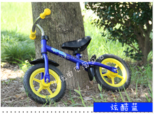 Child high carbon steel 12 inch bicycle, balancing pedal walker bicycle for 95-128cm children,high quality