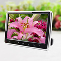 12W 10 HD TFT Digital LCD Touch Screen Car Headrest Monitor DVD USB SD Player