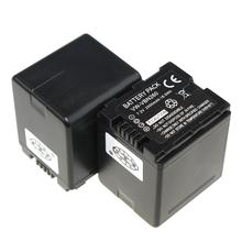 Горячая распродажа 7.2 В 2 шт. аккумулятор VW-VBN260 VW VBN260 VW VBN260 аккумуляторная цифровая камера аккумулятор для Panasonic HDC-Tm900 HDC-SD900