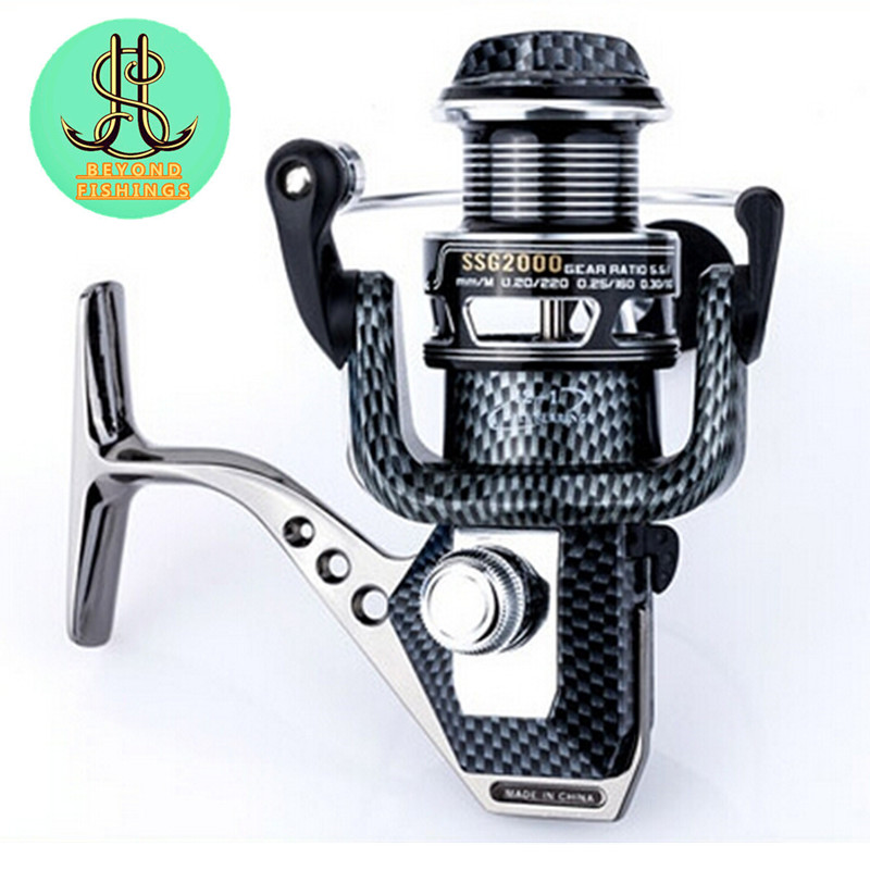 German Technology 10+1BB Bearing Balls spinning reel carbon fishing reel fit for shimano rod feeder fish coil olta makara F68<br><br>Aliexpress
