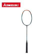 Buy 2017 Professional Kawasaki Badminton Racket Force F9 46T Extreme Carbon Badminton Racket Box Frame Badminton Racket for $116.99 in AliExpress store