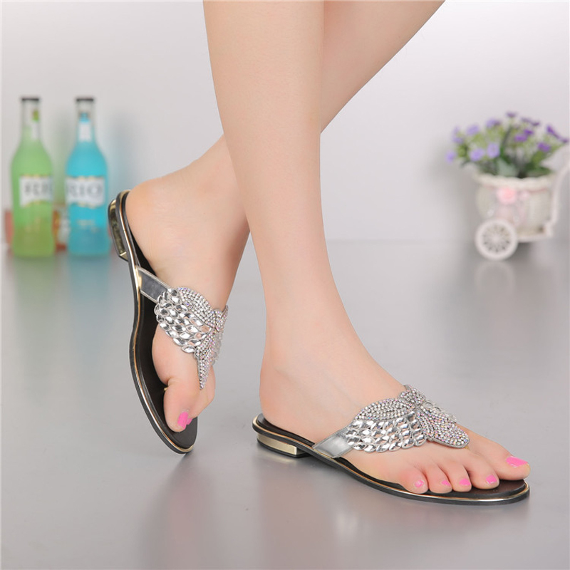 Фотография 2016 rhinestone sandals styles peacock high-heeled shoes thick thin wedges genuine leather rhinestone female sandals GS-T006SRC