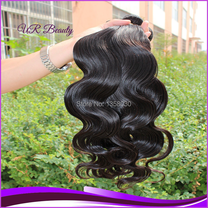 Alibaba 100% Virgin cuticle aligned hair extension cabelo humano 10-30inch 100gram/pcs Natural Color body wave Weave 5A