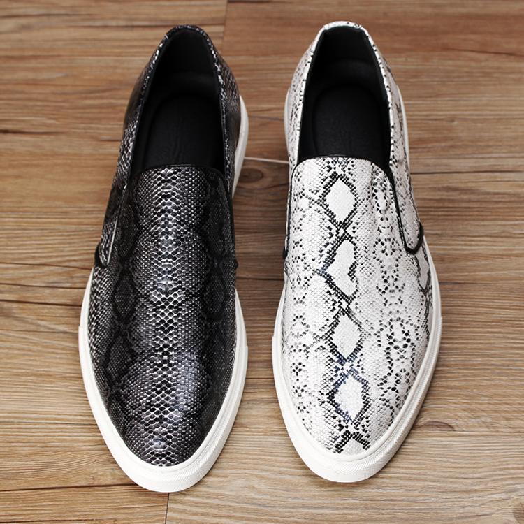 Men S Pointed Toe Shoe