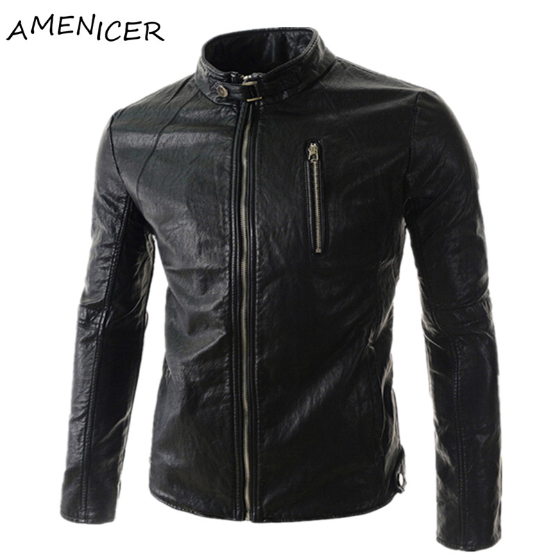 Fashion Mens Motorcycle Bomber Pilot Leather Jackets Coat Manteau Homme Brand Clothing Jaqueta Motoqueiro De Couro Masculina(China (Mainland))