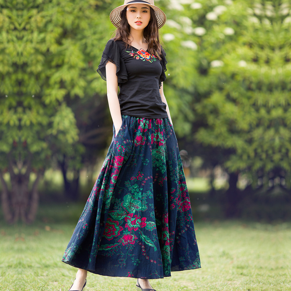 Womens long below knee floor length modest skirts for casual and dressy occasions. Our long skirts print a trendy and modest fashionable look and is perfect for. View: Grid; List; Sort by. Compare (0) Lana. Nothing says classy like lace and this skirt brings a modest and formal look to any wardrobe. It has a semi elastic waist for a modest.