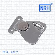 NRH 6317A холоднокатаная сталь Поворотный бабочка draw защелки Завод прямые продажи высокое качество крыло замка для полета случае случай дороги