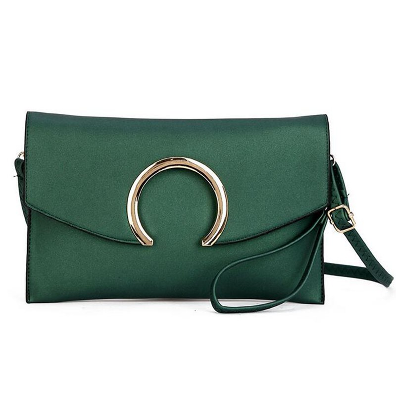 2017 New Arrival pu Leather Women Fashion Envelope Bag Shoulder Handbag Crossbody Messenger Lady Bags Purses PP-731