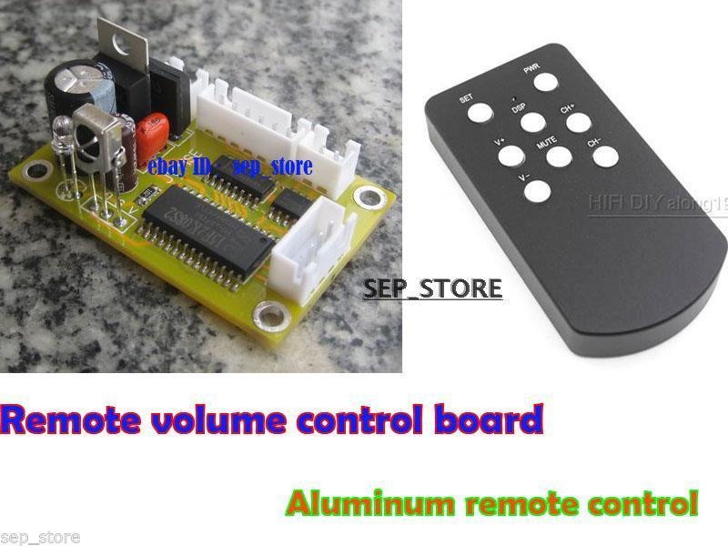 Remote Volume Control : Popular remote volume control kit buy cheap