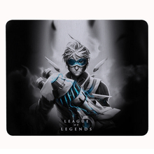 Buy EZ League Legends Ezreal Large Gaming Mouse Pad Mouse Mat Control Speed Version Mousepad Mice Mat LoL CS Dota2 for $2.14 in AliExpress store
