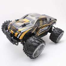 Buy Electric RC Car USB Charger 1:16 Scale Model 4WD Road High Speed Remote Control Car, Gold Kids Children Gift for $35.96 in AliExpress store