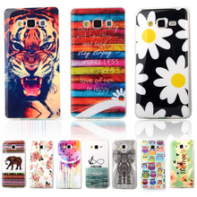 """Owl Tower Flag TPU Silicone Soft Case For Samsung Galaxy A5 A5000 A500 5.0"""" Back Skin Cover Cell Phone Protect ShockProof Bag(China (Mainland))"""