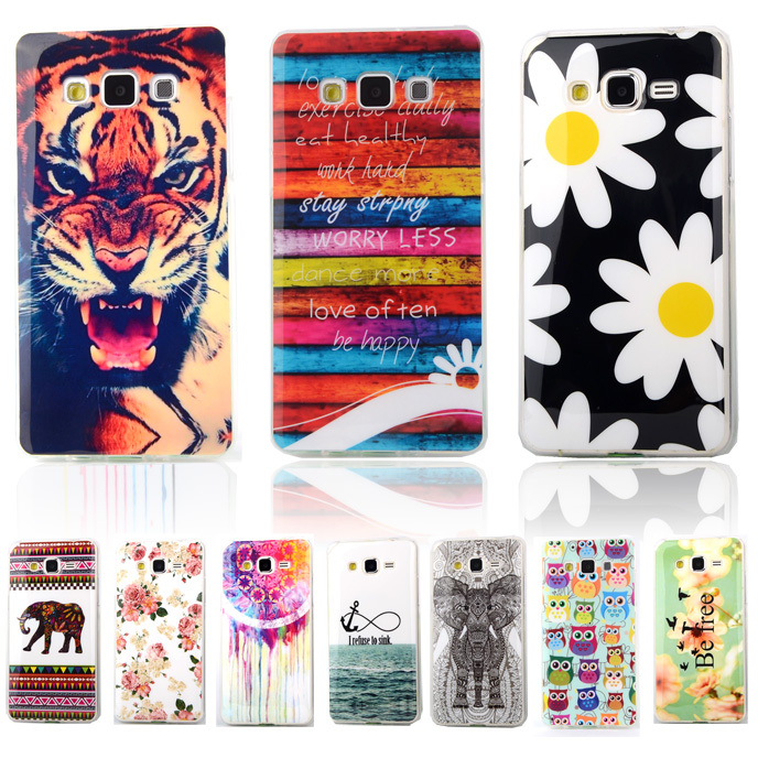 "Owl Tower Flag TPU Silicone Soft Case For Samsung Galaxy A5 A5000 A500 5.0"" Back Skin Cover Cell Phone Protect ShockProof Bag(China (Mainland))"