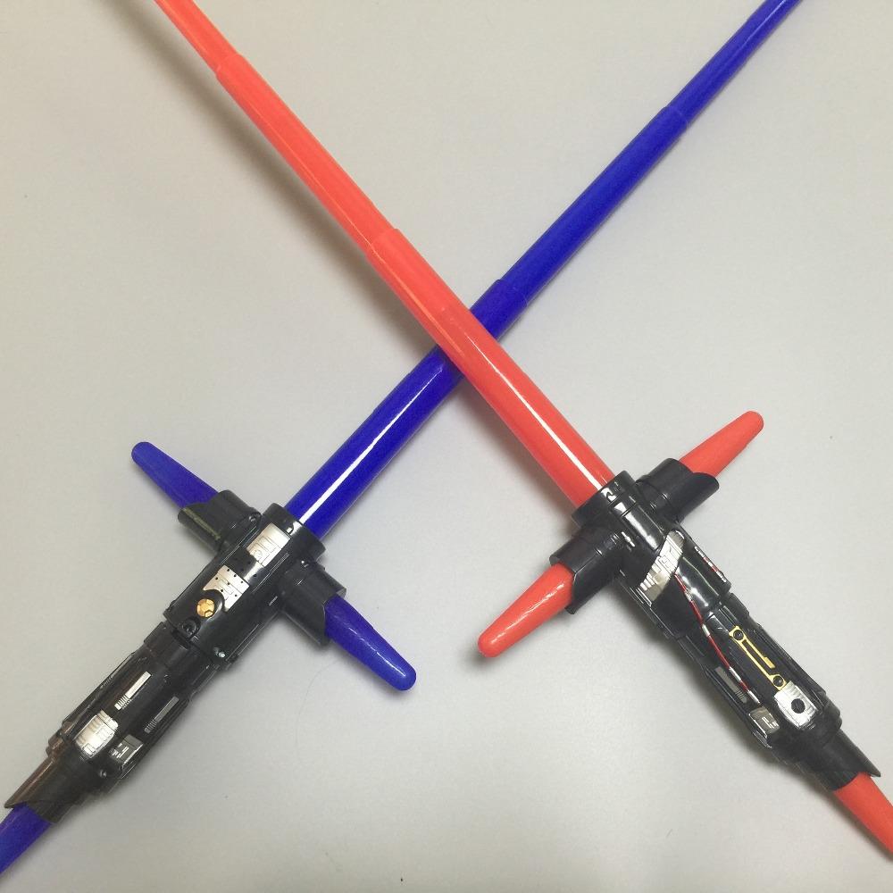 Star wars lumière sabre jouets
