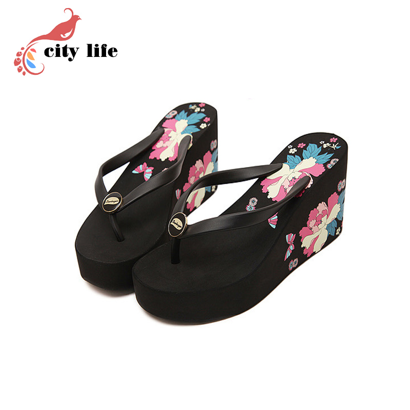 Buy low price, high quality wedge flip flops with worldwide shipping on dolcehouse.ml