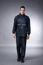 Impermeable durable 2017 Motorcycle Raincoat Rain Pants Suit Riding Bicycles Electric bike [ Split ] Waterproof Rainwear fishing(China (Mainland))