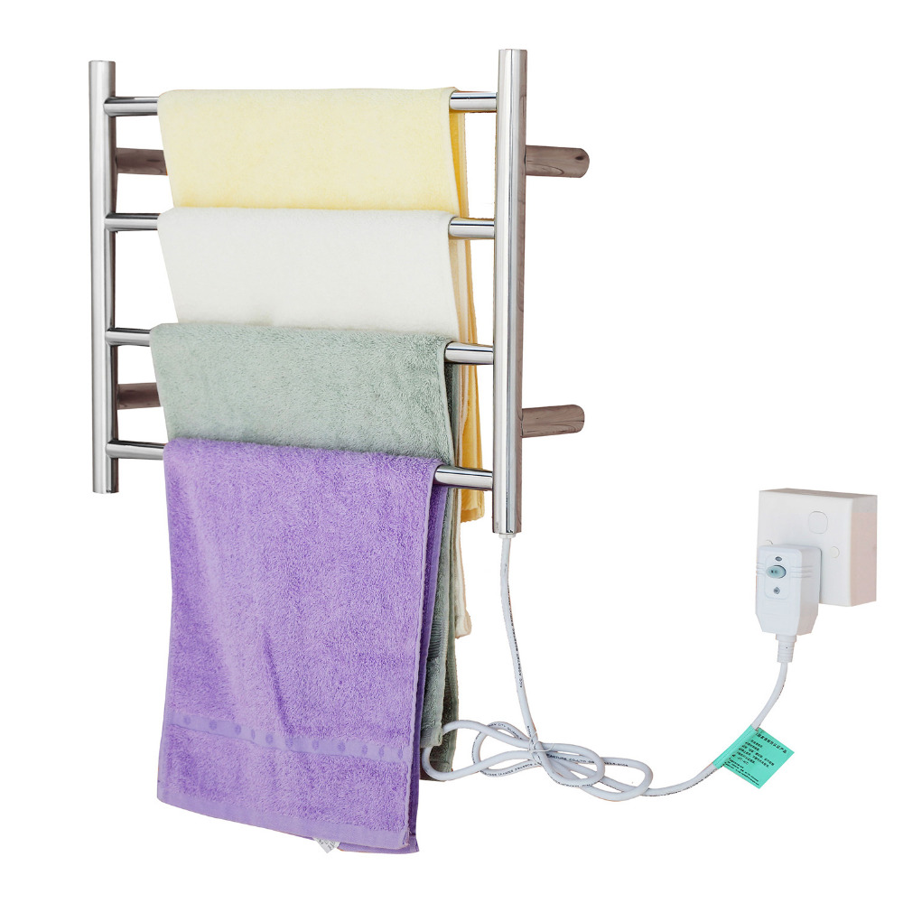 Handdoekenrek Keuken Rvs : Electric Heated Towel Racks for Bathrooms