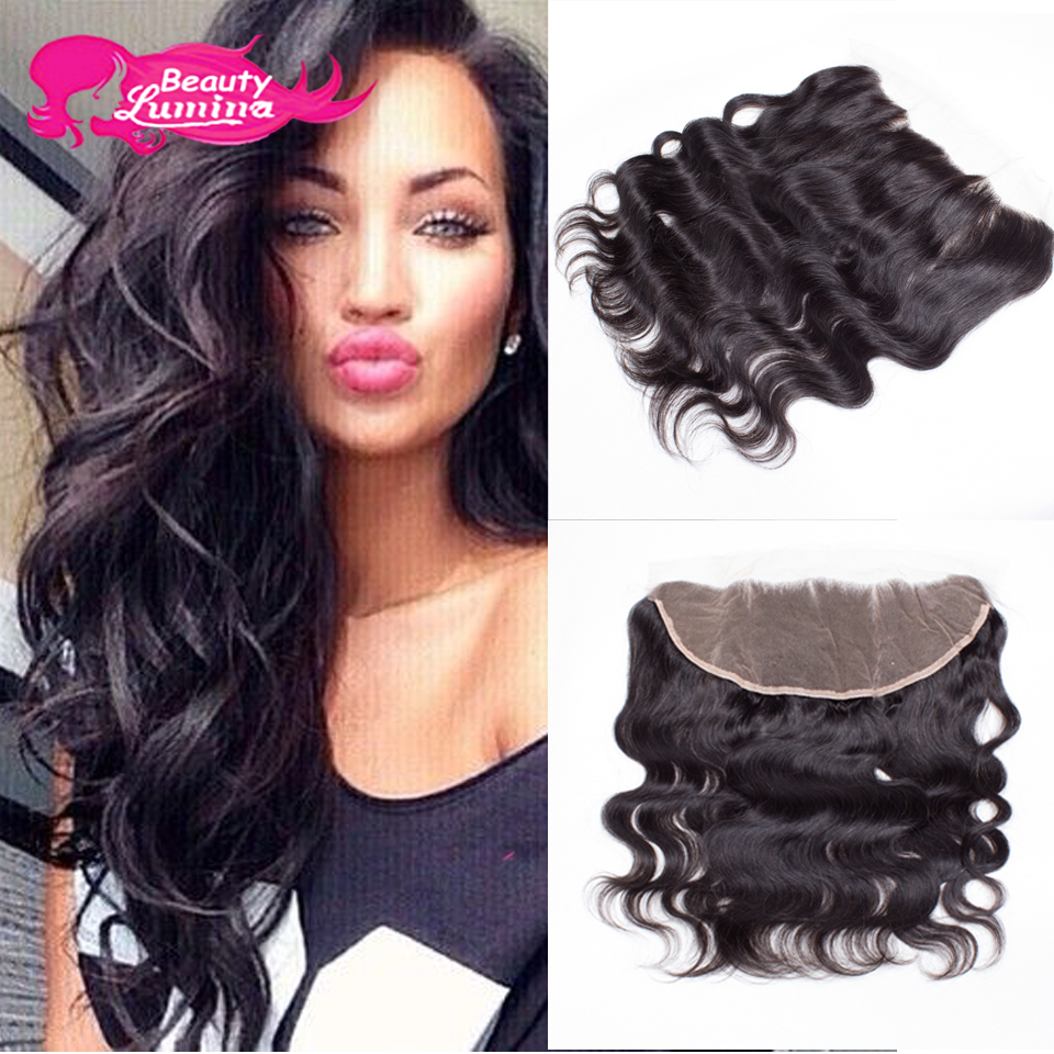 2016 Hot Unprocessed 7a Queen Hair Peruvian Virgin Hair Body Wave Lace Frontal Nice Ear To Ear Peruvian Body Wave Frontal <br><br>Aliexpress