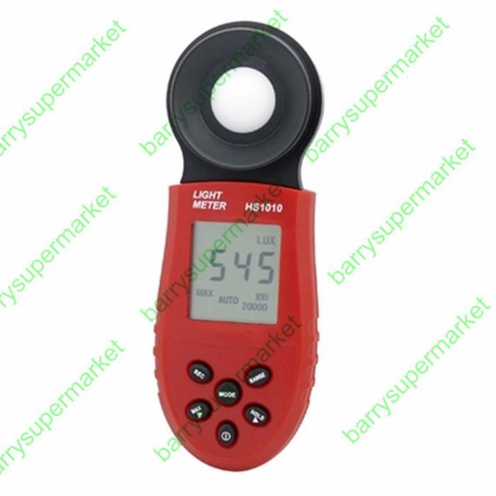 5pc HS1010 1.8 LCD Digital Illuminance / Light Meter Pocket Light Meter Lux/FC Measure Tester 200,000 Lux Digital LCD backlight<br><br>Aliexpress