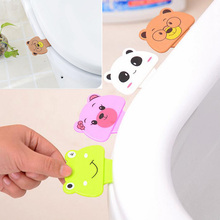 lovely Toilet handle Toilet cover lifting device Toilet Plungers(China (Mainland))