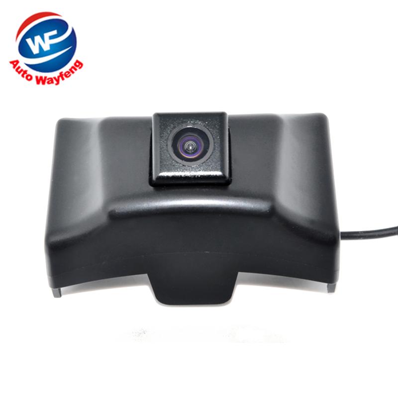 Car Front view camera Parking Camera CCD HD Waterproof Night Vision Car Reverse Camera For Toyota land cruiser prado 150(China (Mainland))