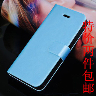 For iphone  5 holsteins  for apple   5 protective case iphone5 flip shell mobile phone case
