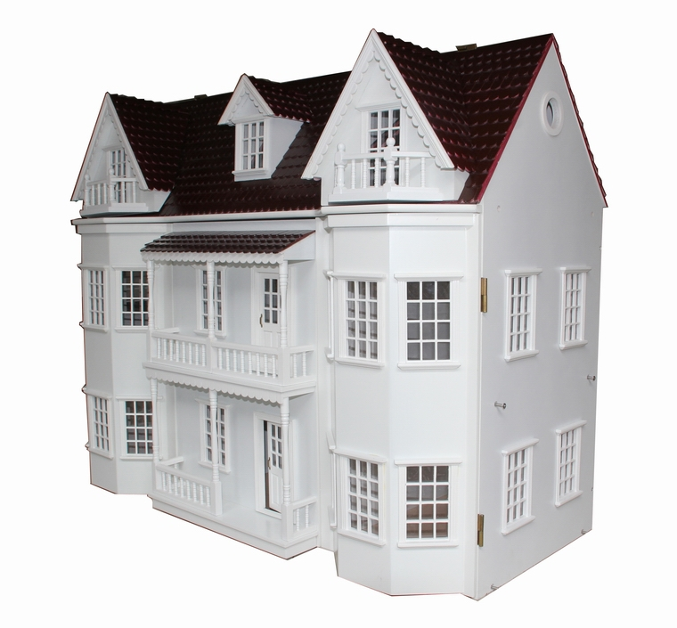 2014 Hot Sale 1 12 Scale Dollhouse Diy European Baroque