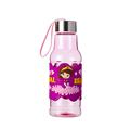 Outdoor Sport Water Bottle Pvc Embossed Princess 450ml Foods Grads Plastics Bottles Travel Kettle School Kids