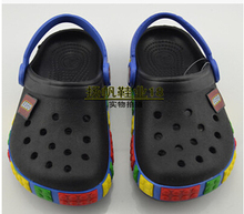 2015 Toddler summer style Brand children's sandals 3D cartoon Mickey Minnie boys girls beach slippers kids shoes sandal(China (Mainland))