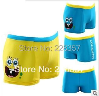 Retail New Summer swimsuit Cartoon Baby Kids children Boy Swimming Trunks SZ2-10Years Costumes Swimwear boys Sunsuit Beachwear(China (Mainland))