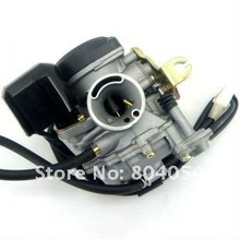 Carburetor Carb GY6 Scooter Go Kart Moped Roketa Sunl 49cc 50cc 18mm