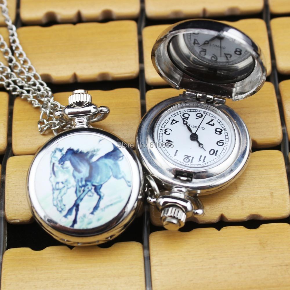 Карманные часы на цепочке