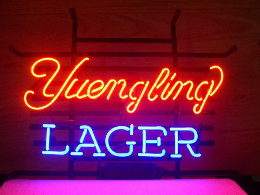 FS-Neon-Sign-New-Yuengling-Lage-Handcrafted-Neon-Light