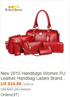 Сумка через плечо  Leather women handbag Super Star ! 2015 QHH0222