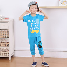 2T 6T 2016 New Toddler font b Boys b font Clothing Children Summer font b Boys
