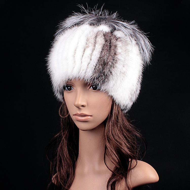 Фасоны меховых шапок для женщин