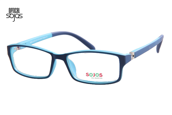 Light Weight Double Color Slicone Children Myopia Glasses Frame Hyperopia Strabismus Correct Vision Optical Frame(China (Mainland))