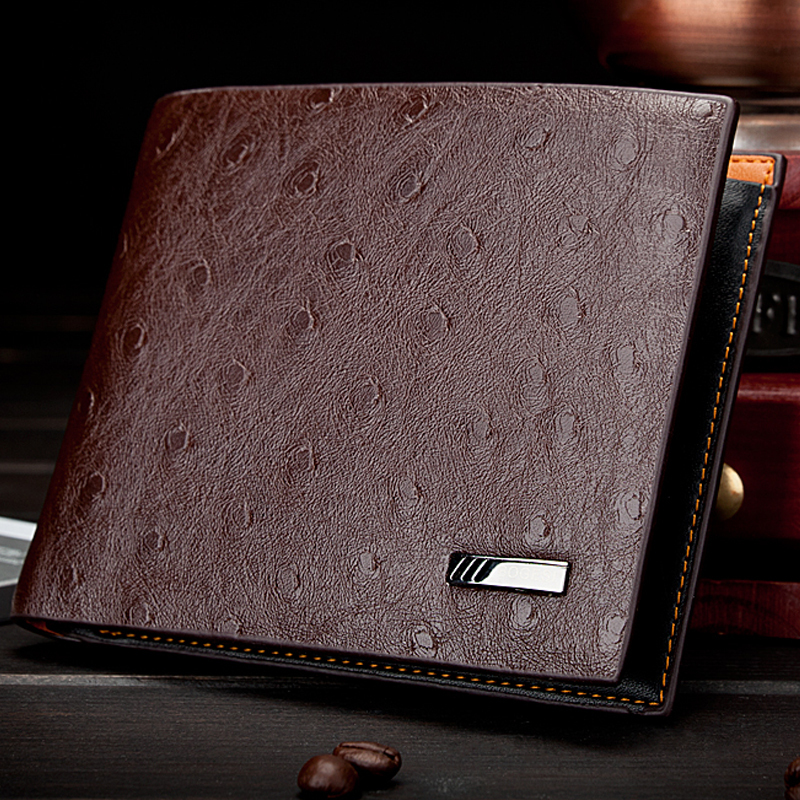new 2015 men wallets famous brand mens wallet male money purses Wallets New Design Top Men
