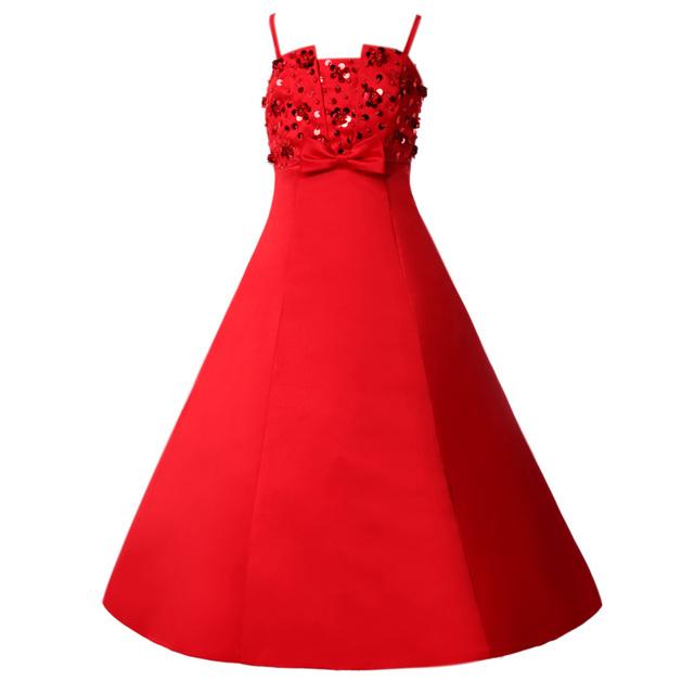 Грейс карин настоящее фото дешевые красный цветок платья 2016 Жилетido де Daminha ...