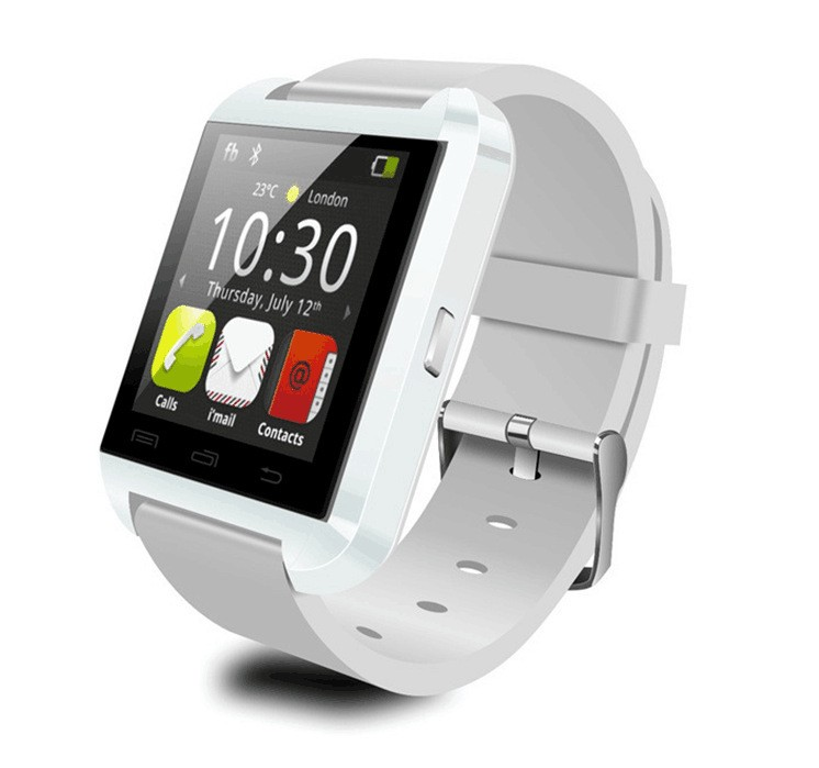 Bluetooth Smart Watch U8 Wrist Watch Smart Watch For iPhone 4/4S/5/5S/6 and Android Phone