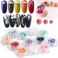 GRACEFUL New Arrival 2016 Nail Rolls Striping Layer Case Box Tools For Nail Art decoration OCT19