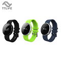 TTLIFE Brand Fashion Bluetooth Heart Rate Remind Pedometer Smart Watch Smart Fitness Tracker Cicret Bracelet Android